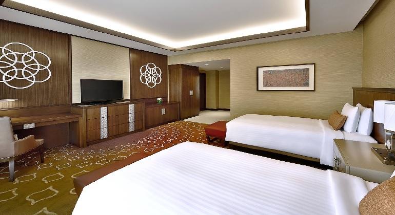 Chambre Marriott