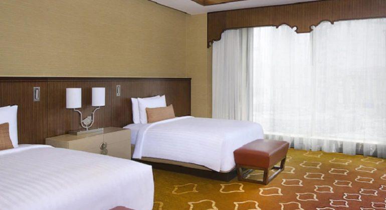 Chambre double Marriott pour la Omra 2020