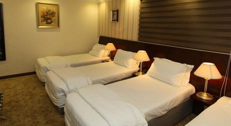 Chambre quadruple Saraya Iman