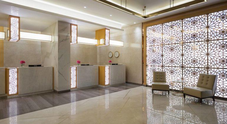 Reception Sheraton Makkah