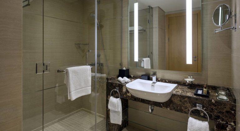 Salle de bain Sheraton Makkah