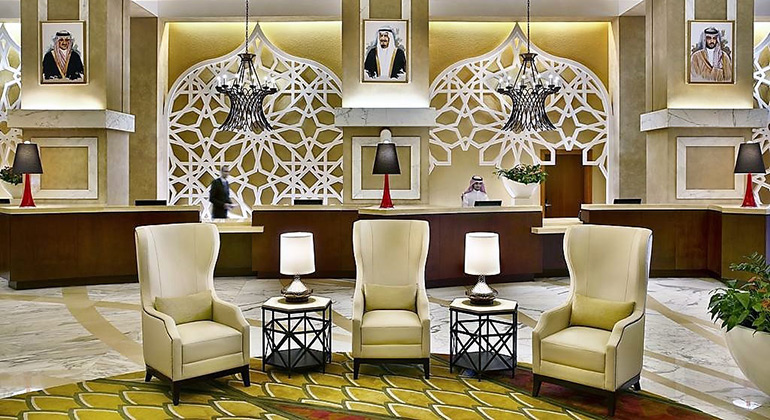 reception-hotel-mariot-mekkah