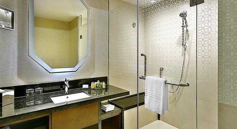 salle-de-bain-hotel-marriot